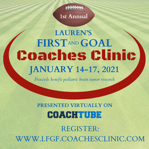 _First and Goal Digital Clinic Social Posts  Football Clinic